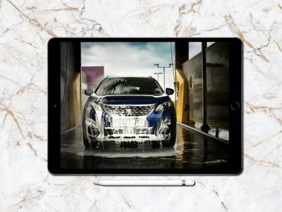 Sesión de fotos para Peugeot